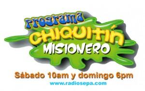 Programa Chiquitin misionero